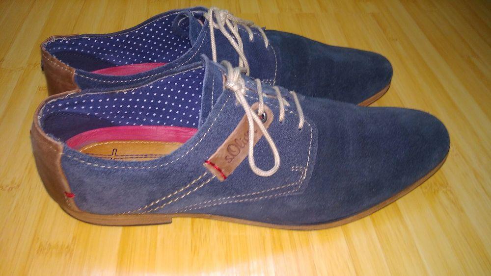 Pantofi piele S Oliver