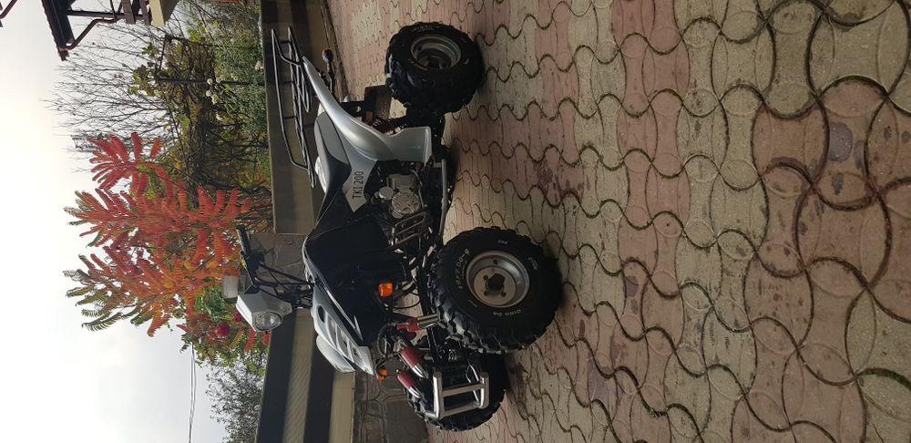 ATV Bashan TKi 200 cc