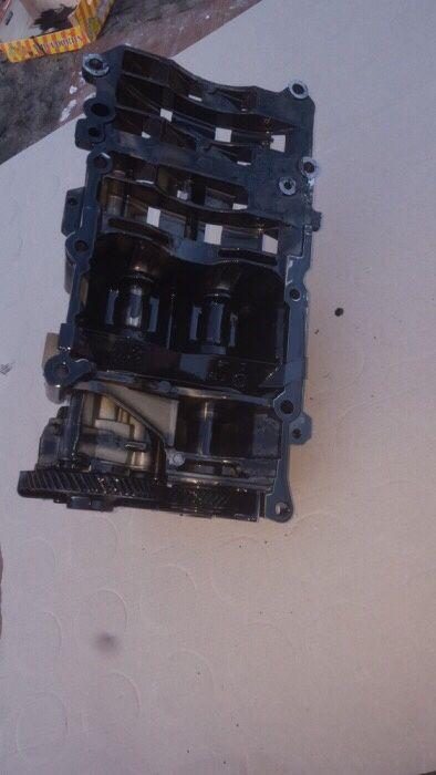 Pompa ulei baie piston pistoane bloc motor bmw m47 163cp