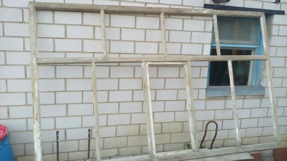 Оконная рама для балкона