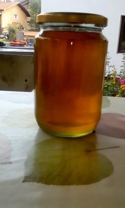 Продавам домашен натурален пчелен мед!