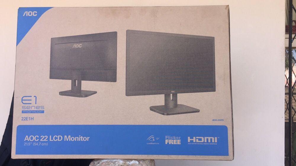 "Monitor 22"" NOC"