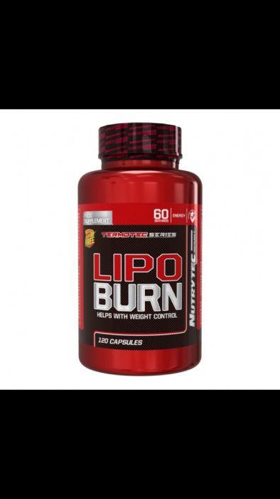 Lipo burn poderoso queimador de gordura