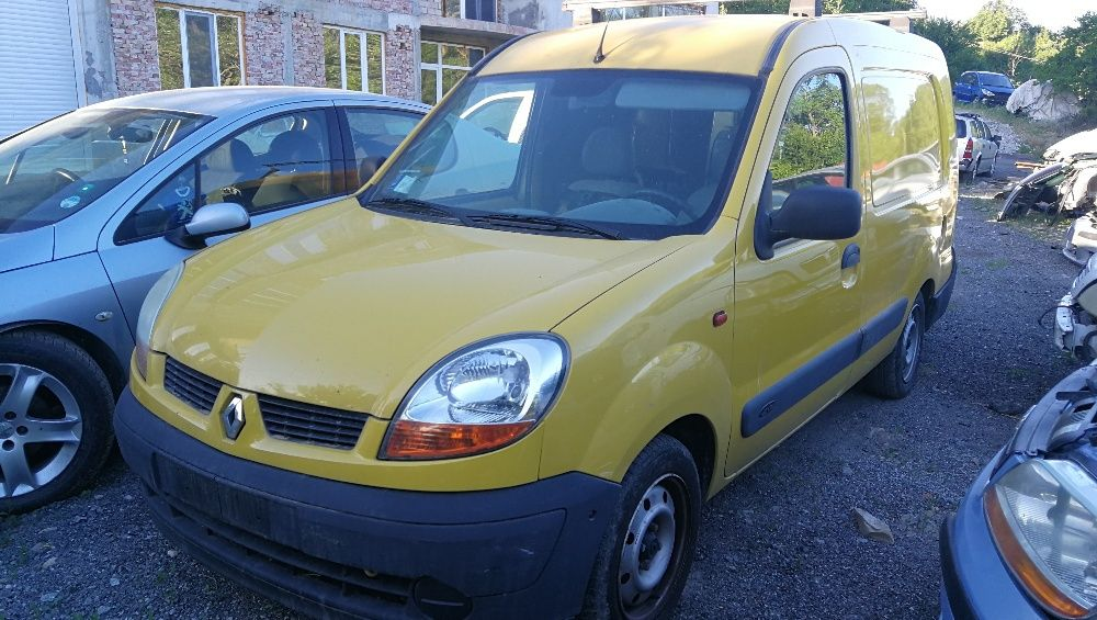на части Renault Kangoo 1.5 dci ,1.9d