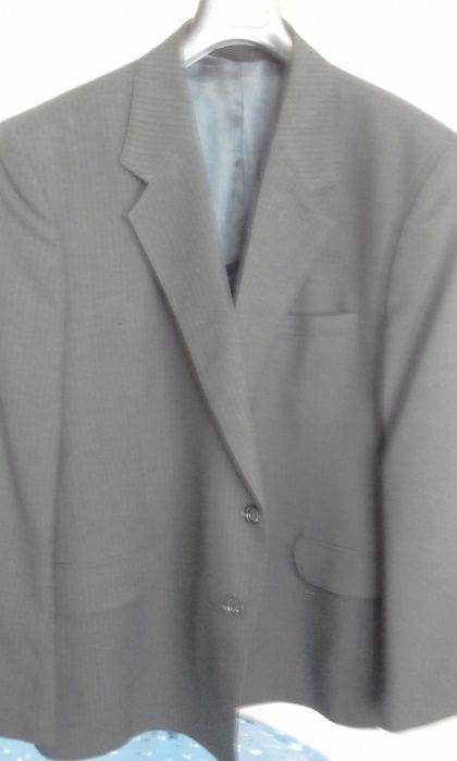 Мужской шерстяной, красивый пиджак, 54 размер, качество
