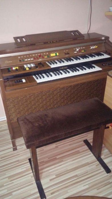 Pian electronic de colecție Yamaha electone B-55