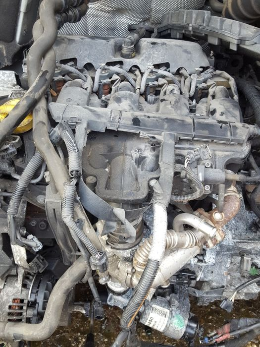 motor opel vivaro 2.5 dci G9U