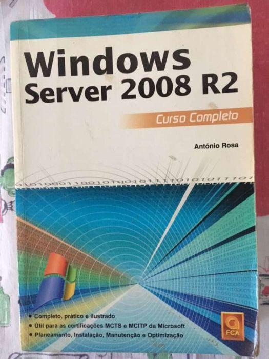 Curso Completo Windows Server 2008 R2 Bairro do Xipamanine - imagem 1
