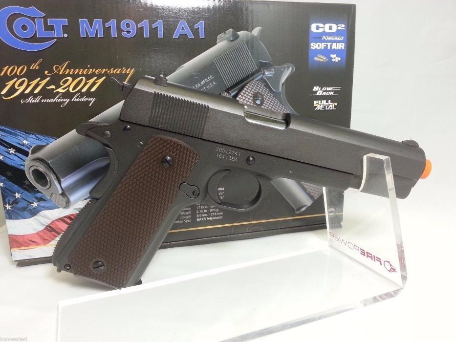 PRET IMBATABIL!! Pistol Colt (De Putere Mare) Airsoft Puternic pusca