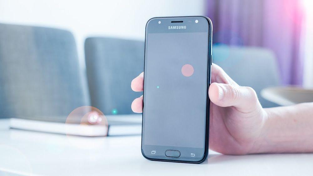 Samsung J3 [ 2017 ]/novo !