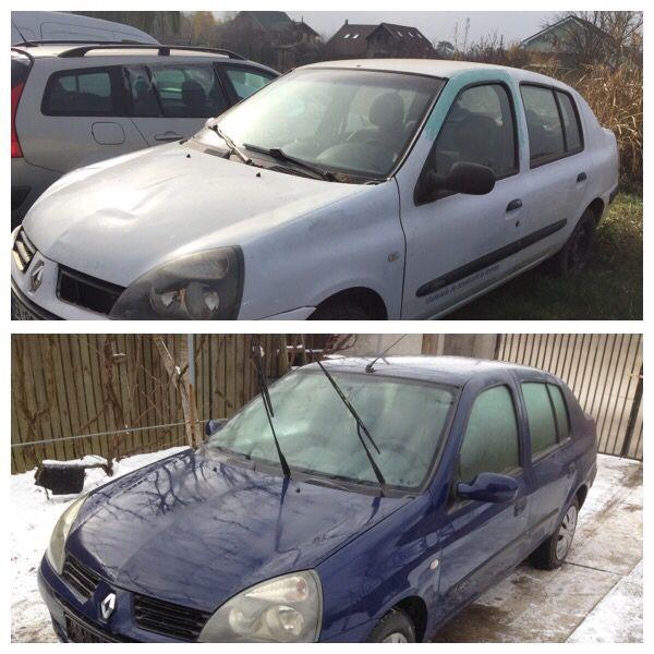 Dezmembrez Renault Clio Symbol 1.5dci 2006