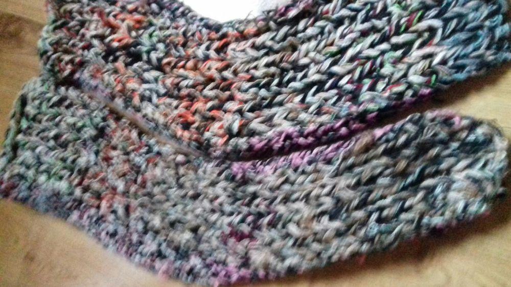Ciorapi nou foarte gros tricotat cu mana la preț de 30 de lei