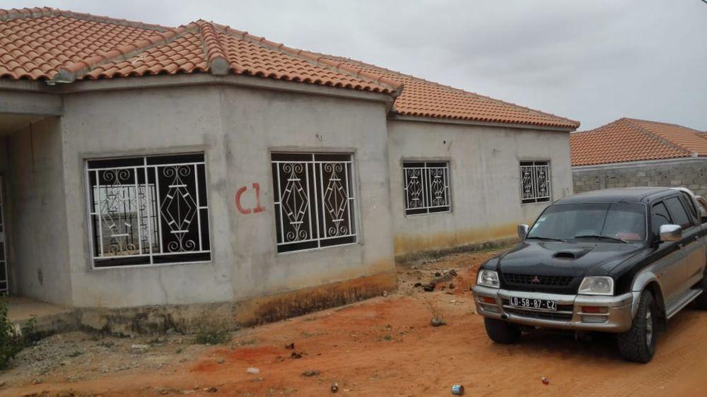 Vende se uma casa no patriota zona do Bem Morar