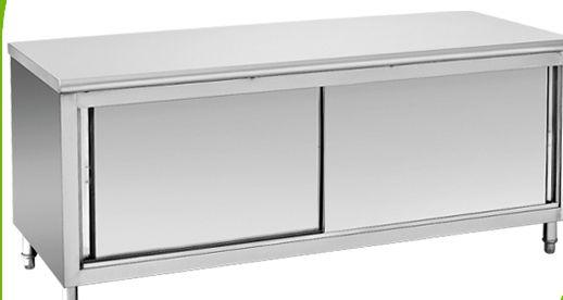 Работна маса със шкаф чисто нова 180х80см чисто нова гр. Пловдив - image 1