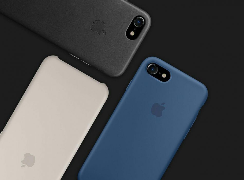 Луксозен кожен кейс за Apple iPhone 7 / 7 Plus / iPhone 8 / 8+ Калъф