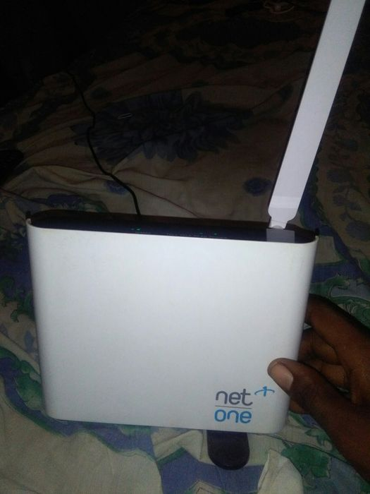 Router net one pronto a usar