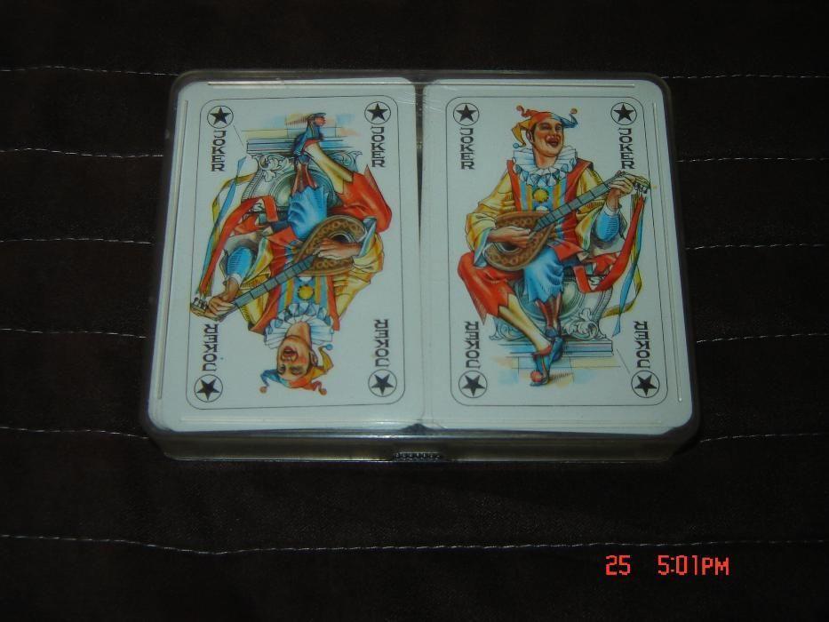 Carti de joc GDR anii 80 originale