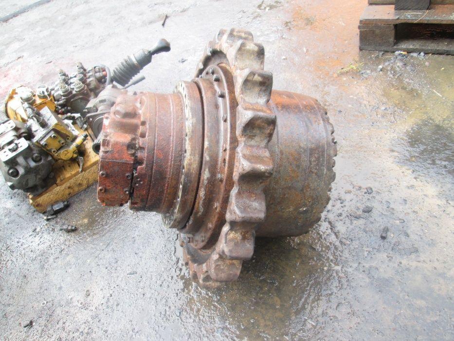 Transmisie GM38V de la excavator JCB JS240LC