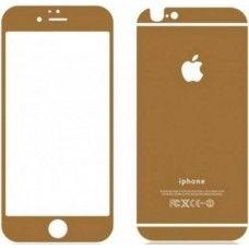 Folie sticla Fata+Spate iPhone 6Plus, 6s Plus