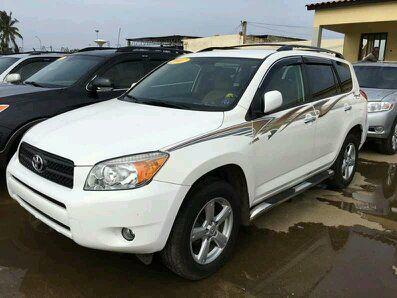 Toyota Rav4 Tout option