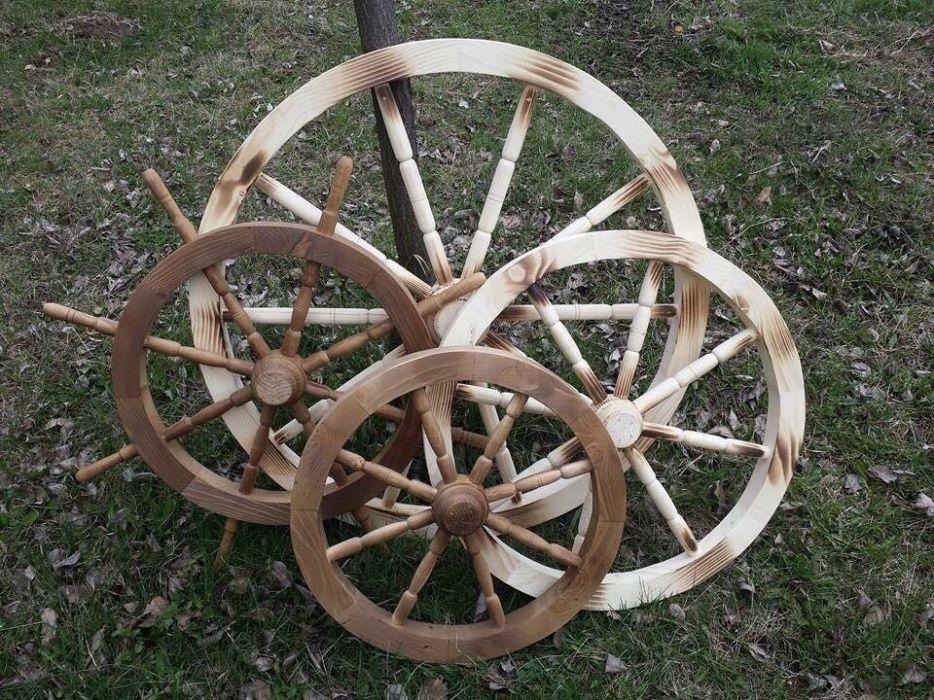 Roti din lemn
