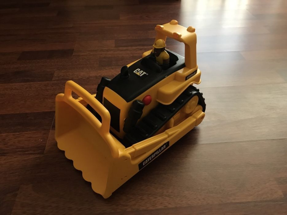 Excavator caterpillar CAT cu sunete si lumina