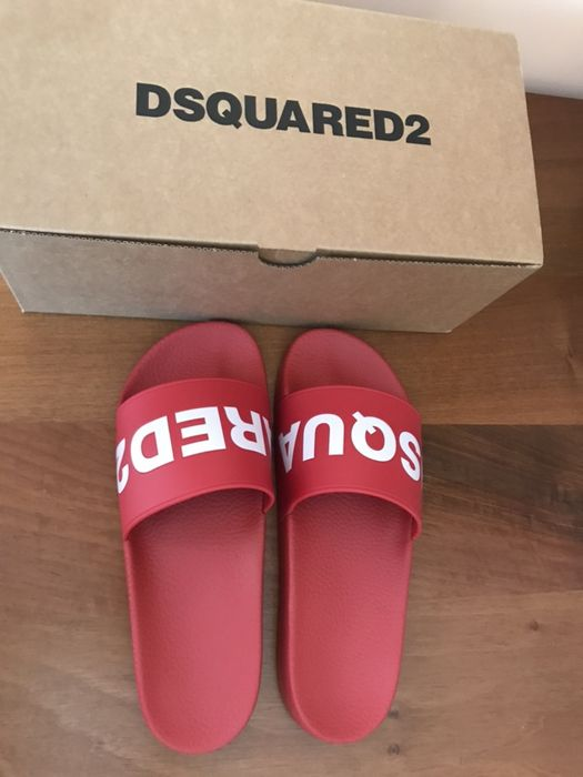 Papuci Dsquared2 - 100% ORIGINALI - Marimea 40 si 41