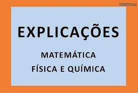 Explicação de Matemática e Física Benfica - imagem 1