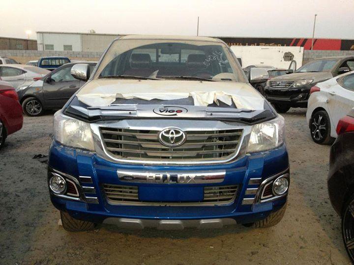 Toyota Hilux Vigo Ultimo modelo