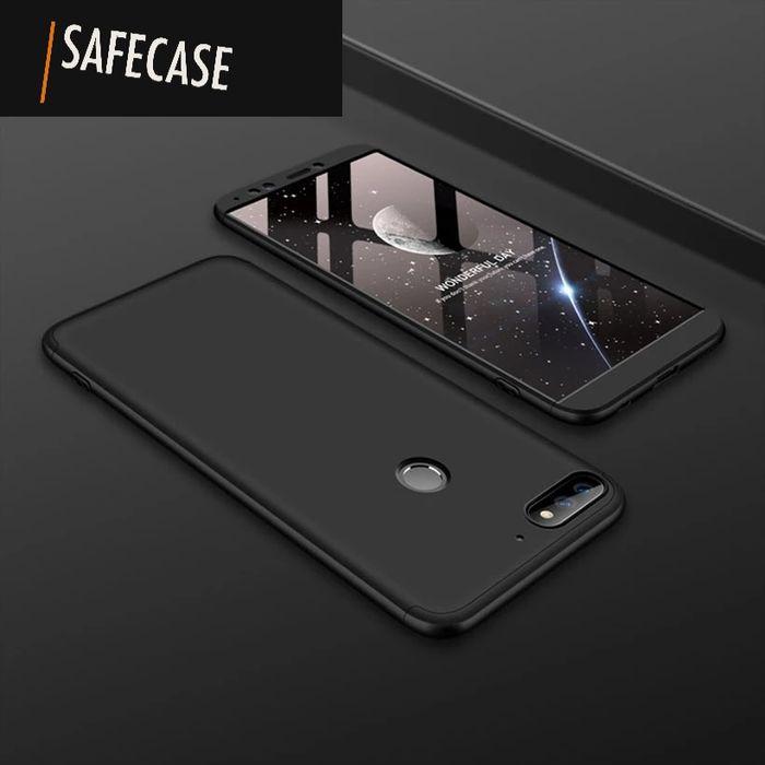 Кейс 360 градуса Huawei P20 P10 P9 P8 Lite Y5 Y6 Y7 Mate Pro Honor 7A