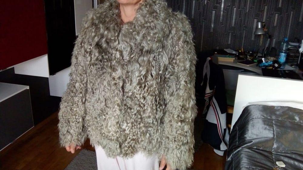 Палто от лама