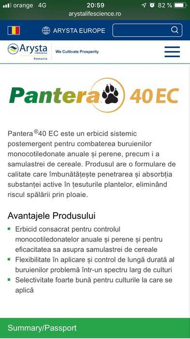 Erbicid Pantera