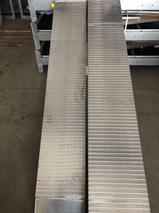 Rampe,cale aluminiu fizzel grosime 4 cm