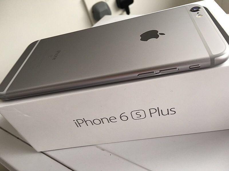 Iphone 6s plus 64GB novo selado