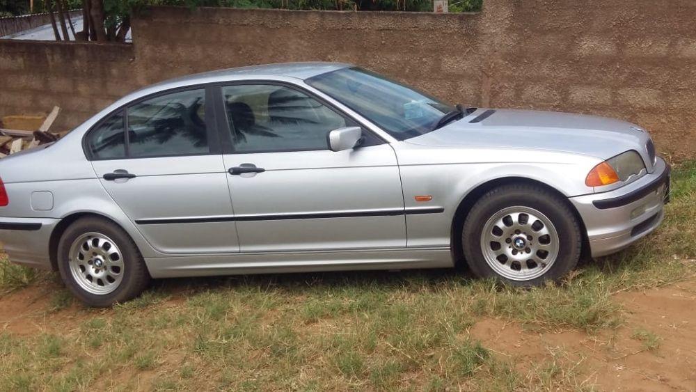Vendo viatura BMW