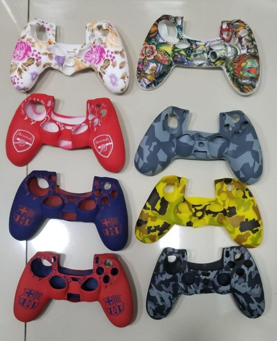 Cases para joystick ps4