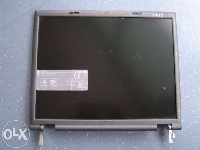 laptop sony vaio PCG-8A2Mpiese