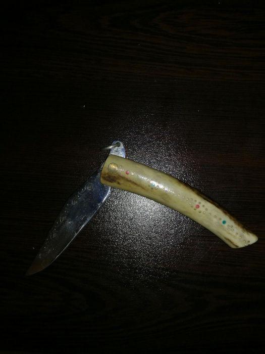 Ръчно изработен нож