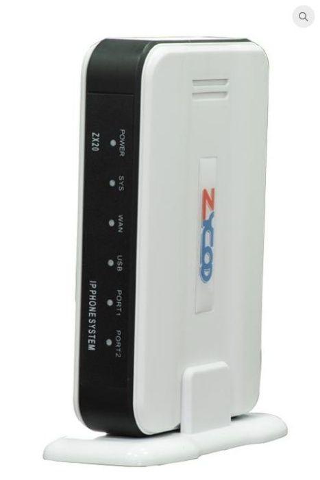 Mini Central Telefónica ZYCOO ZX20 para 30 Utilizadores