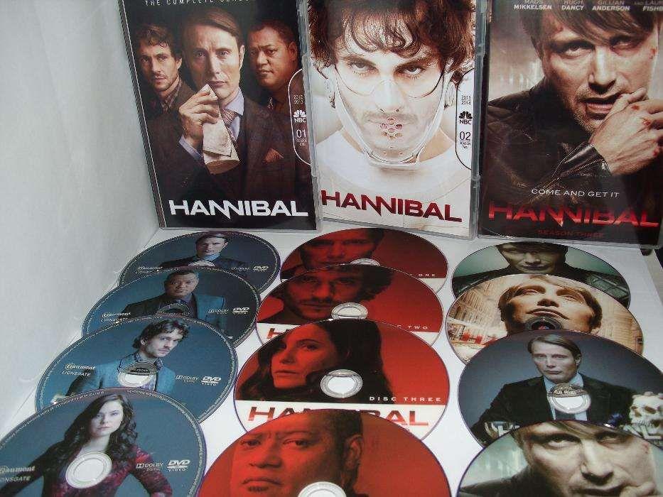 Hannibal 2013 - Serial TV 3 sezoane DVD
