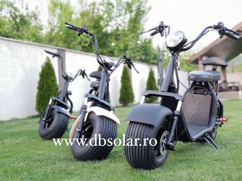 Trotineta ELECTRICA Scooter Scuter Electric Chopper E-BIKE Bicicleta