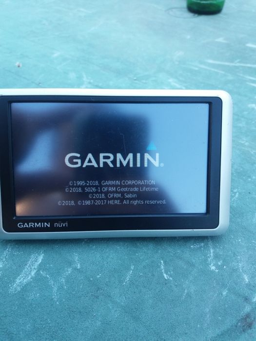 Навигация Garmin със карти за 2018 nuvi 1300