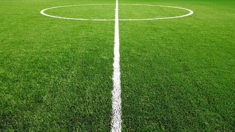 Искусственный газон для футбольного поля, 40мм