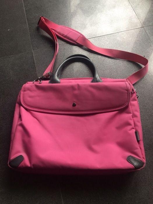 Rex розова дамска чанта за лаптоп (водоиздръжлива)