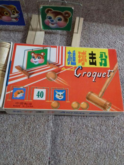 Joc Animal Croquet