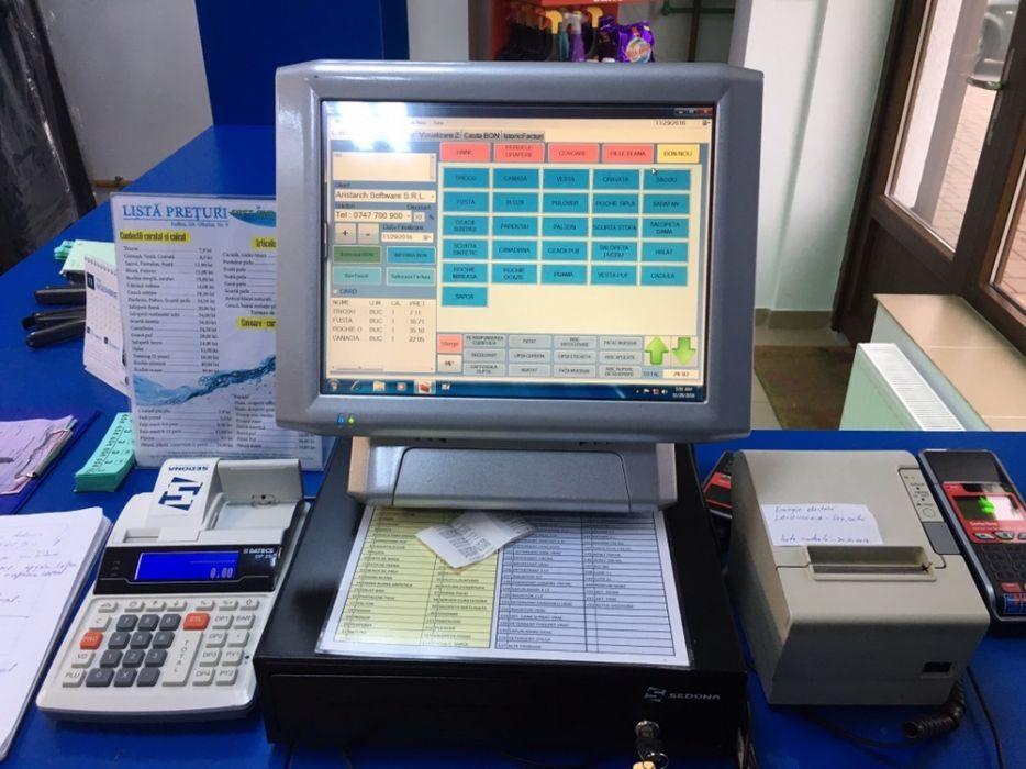Soluție Software si hardware pentru curățătorie Spalatorie chimica