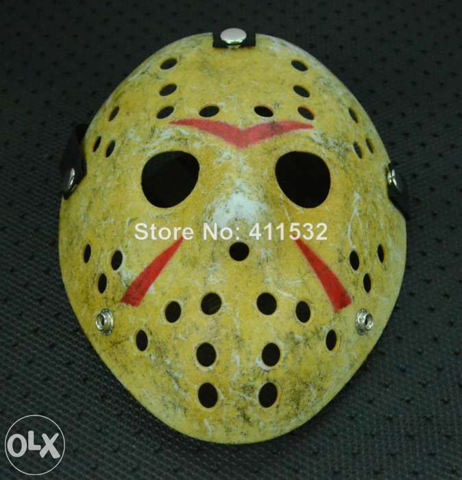 Masca originala Jason Voorhees Freddy Krueger hockey Halloween +CADOU!