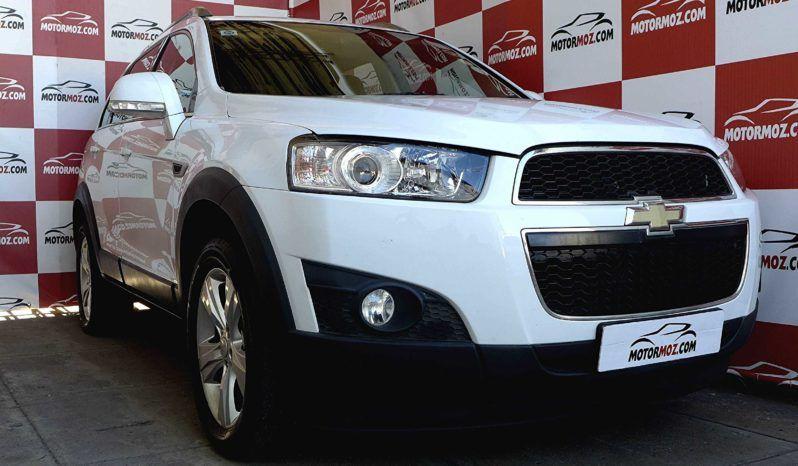 Chevrolet Captiva 2012-Como Novo-7lugares
