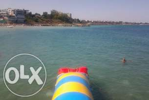 Balon gomflabil pentru sarituri in apa (Jump & Fly)