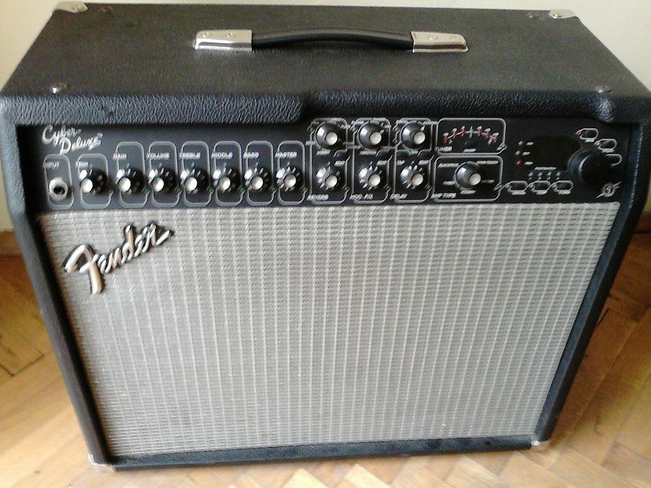 Fender Cyber Delux 65w